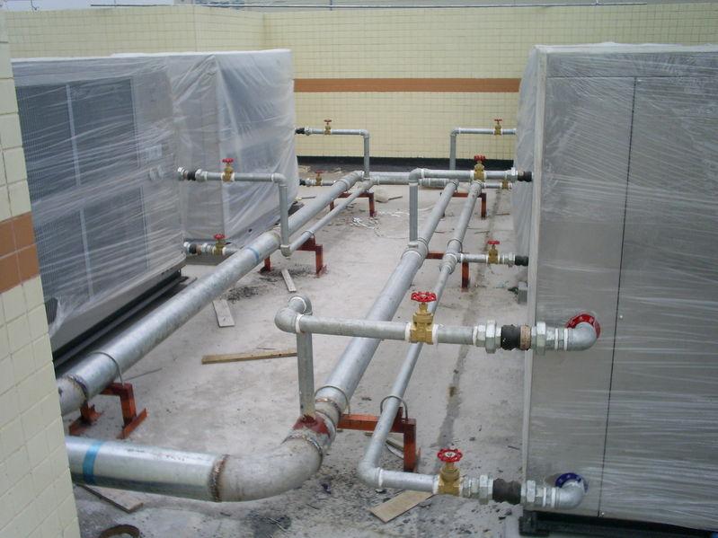 格力天花机水泵接线图